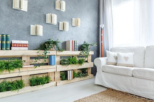 améliorer l'esthétique de la maison