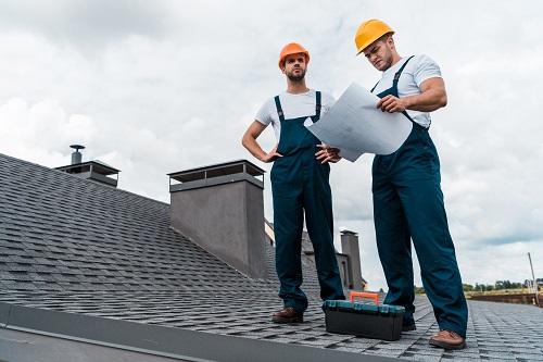Projet de rénovation de toiture